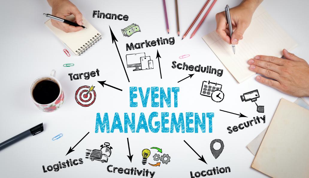 イベント運営 イメージ